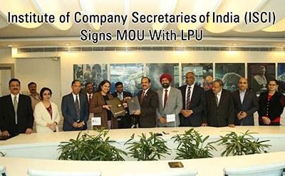 LPU Scholarship & Programmes offered (LPUNEST) for Ph D